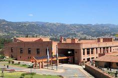 Centro de convenciones, Paipa, Boyaca, Colombia