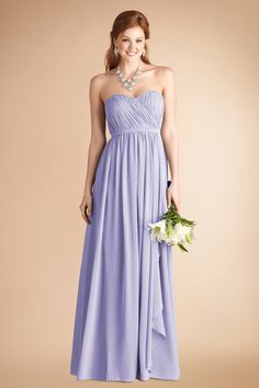 The Lily Dress Is Incredibly Elegant And Feels Fresh In Iris Wedding