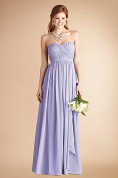 Iris color dresses