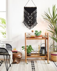 We're addicted to Target Home and their new spring collection so we asked their home décor stylist, Emily Henderson for a few tips on how to style it.