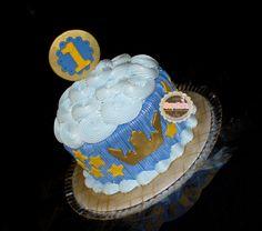 Pequeno Principe Smash cake