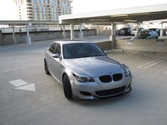 2006 BMW M5 Bmw M5 E60, V10 Engine, Head Up Display, Blue Books, Rear Seat, Gray, Space, Cars, Floor Space