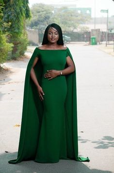 Stretch Jersey dress with cape / African print dress with cape / African dresses / African maxi dress / African clothing / Ankara maxi dress Banquet Dresses, Prom Dresses, Woman Dresses, Long Dresses, Wedding Dresses, Summer Dresses, African American Fashion, African Maxi Dresses, Maxi Robes