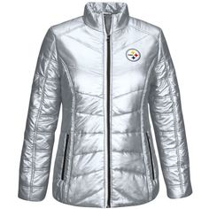 Picture of Pittsburgh Steelers Women s Rise and Shine Heavy Weight Jacket  Pittsburgh Steelers b0ebf2918