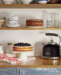 블루베리 두부 크림 케이크와 다크 초콜릿 두부 크림 케이크