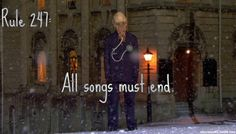 Rule 247: All songs must end.  Submission!!  [Image credit]