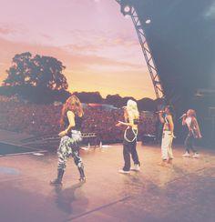 Little Mix Performance