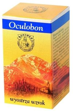 OCULOBON x 30 capsules, vitamins for eyes