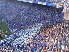 Oh, is it the end of the third quarter already? | 25 Ways You Know You're A Florida Gator