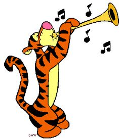 who new that Tiger was Musical??