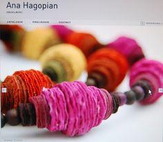 beads ~~ Made of velvet?