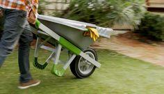 85L Lock+Load Wheelbarrow - Cyclone Industries - Katapult Design