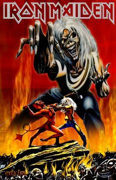 1000+ images about Iron Maiden Forever on Pinterest | Iron maiden ...