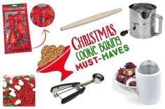 Christmas Cookie Baking Must Haves | eBay