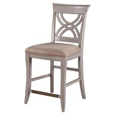 Perch on this classic barstool and enjoy cocktails with friends around the pub table, or pull it up to your kitchen island for leisurely Sunday brunches.