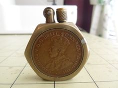 WWII Petrol Trench Lighter