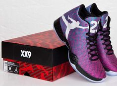 "Air Jordan XX9 ""Fusion Pink"""