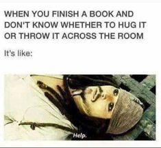 Me with hunger games. I legit threw catching fire across the room and started hi… Me with hunger games. I legit threw catching fire across the room and started hissing at it. I Love Books, Good Books, Books To Read, My Books, Funny Relatable Memes, Funny Quotes, Game Quotes, Funny Images, Funny Pictures