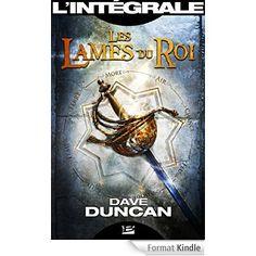 Les Lames du roi - L'Intégrale eBook: Dave Duncan, Cédric Perdereau: Amazon.fr: Boutique Kindle