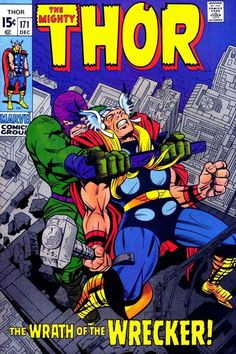 The Mighty Thor issue 171