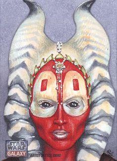 Shaak Ti, 2011 by Dangerous-Beauty778.deviantart.com on @deviantART