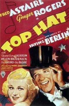 Top Hat   (1935)  *****