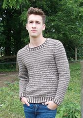 Ravelry: Canterbury Pullover pattern by Beth Lutz