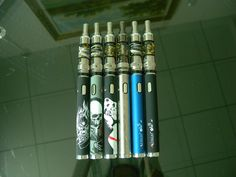 MJTech OLA X Clearomizer is a nice 1.8 ohm dual coil Tank with variable airflow.