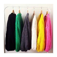 Cardigan heaven! #wool #collection #thecardigan #handmade #fashion #heartworking #knitwear #australia #ilovemrmittens  (at www.ilovemrmitten...
