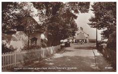 Dutch Cottage and Village Punmp, Canvey. Dutch, Cottage, Sea, Island, Places, Outdoor, Block Island, Outdoors, Dutch Language
