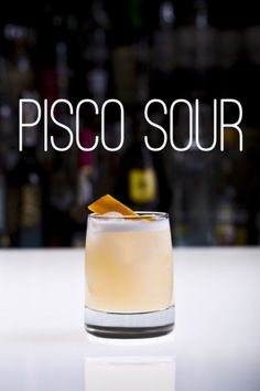 A Pisco Sour a Day