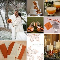 Warm & Sumptuous Fall Wedding Inspiration