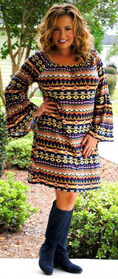 Perfectly Priscilla Boutique - Memories Made Dress, $45.00 (http://www.perfectlypriscilla.com/memories-made-dress/)