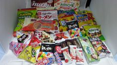 Japanese Chocolate Dagashi Okashi Sweets Box Set assortment Food Snacks Candy #Meiji
