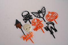 Jenni Bowlin - Flea Market Vintage Halloween picks