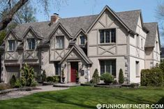 tudor style homes pictures | Tudor Style Home
