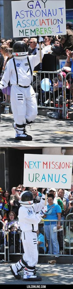 Gay Astronaut Association Members...#funny #lol #lolzonline