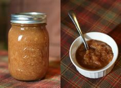 Crockpot Pear & Ginger Applesauce | Recipe | Pears, Crockpot and Tasty ...