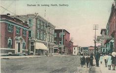 Sudbury - Durham Street Looking North C1906