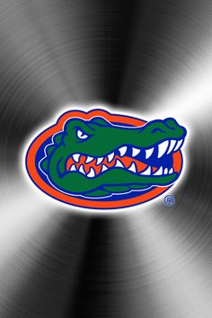 Florida Gators iPhone Wallpapers for Any iPhone Model Gator Basketball, Florida Gators Softball, Florida Gators Logo, Gator Logo, Soccer, Football University, College Football Teams, Iphone Wallpaper Size, Iphone Wallpapers