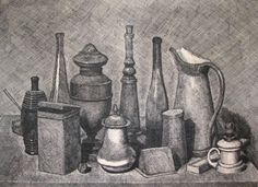 A list of still life ideas for teachers and Art students. The collection includes old favourites, as well as more unusual still life drawing topics. Drawing Topics, Drawing Lessons, Art Lessons, Drawing Techniques, Drawing Ideas, Still Life Artists, Famous Still Life Paintings, Observational Drawing, Still Life Drawing