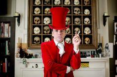 Sebastian Horsley Drag King, St Sebastian, Human Behavior, Underworld, Dandy, Dapper, Writer, Hilarious, Take That