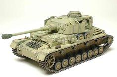Panzer IV mit hydrostatischem Antrieb