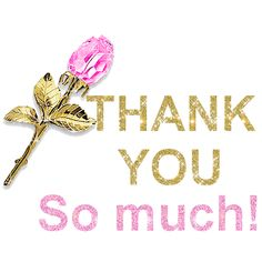Thank You Very Much! I love all the beautiful Birthday pins! You've each made my day Very Special! Thank You Qoutes, Thank You Messages Gratitude, Thank You Gifs, Thank You Pictures, Thank You Images, Thank You For Birthday Wishes, Thank You Wishes, Thank You Greetings, Good Morning Greetings