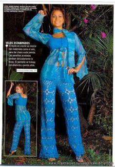 Revista para Novias / Vestidos, Accesorios, y Detalles al Crochet / Descarga gratuita