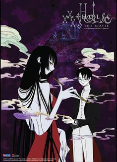 xxxHOLiC - Manatsu no Yo no Yume( Midsummers Night Dream) Baka And Test, Anime Watch, Spice And Wolf, Xxxholic, Weird Gifts, Japanese Cartoon, Episode Online, Manga Artist, Midsummer Nights Dream