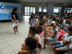 Blog do Inayá: Semana da Água agita o Inayá
