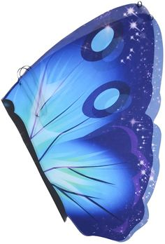 602756462 Amazon.com: iROLEWIN Kids Dreamy Butterfly Wings Costume for Girls Fancy  Dress Up Pretend Play Party Favor (#02 Blue Butterfly Wings with Mask):  Clothing