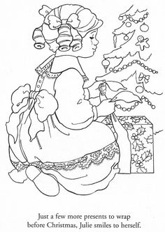 Coloring Book~Julie's Journey Visiting Friends - Bonnie Jones - Álbumes web de Picasa