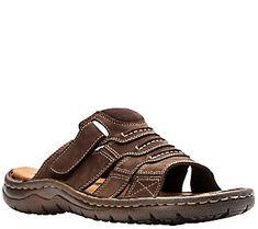 online store 0f676 50747 Propet Men s Slide Sandals - Jace